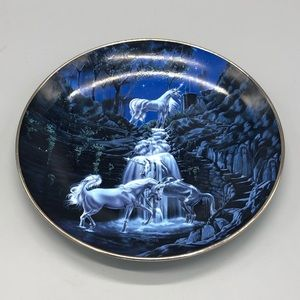 Royal Doulton Serenity of the Unicorns By Sue Dawe